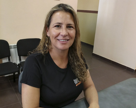 Paloma Bonilla Férnandez